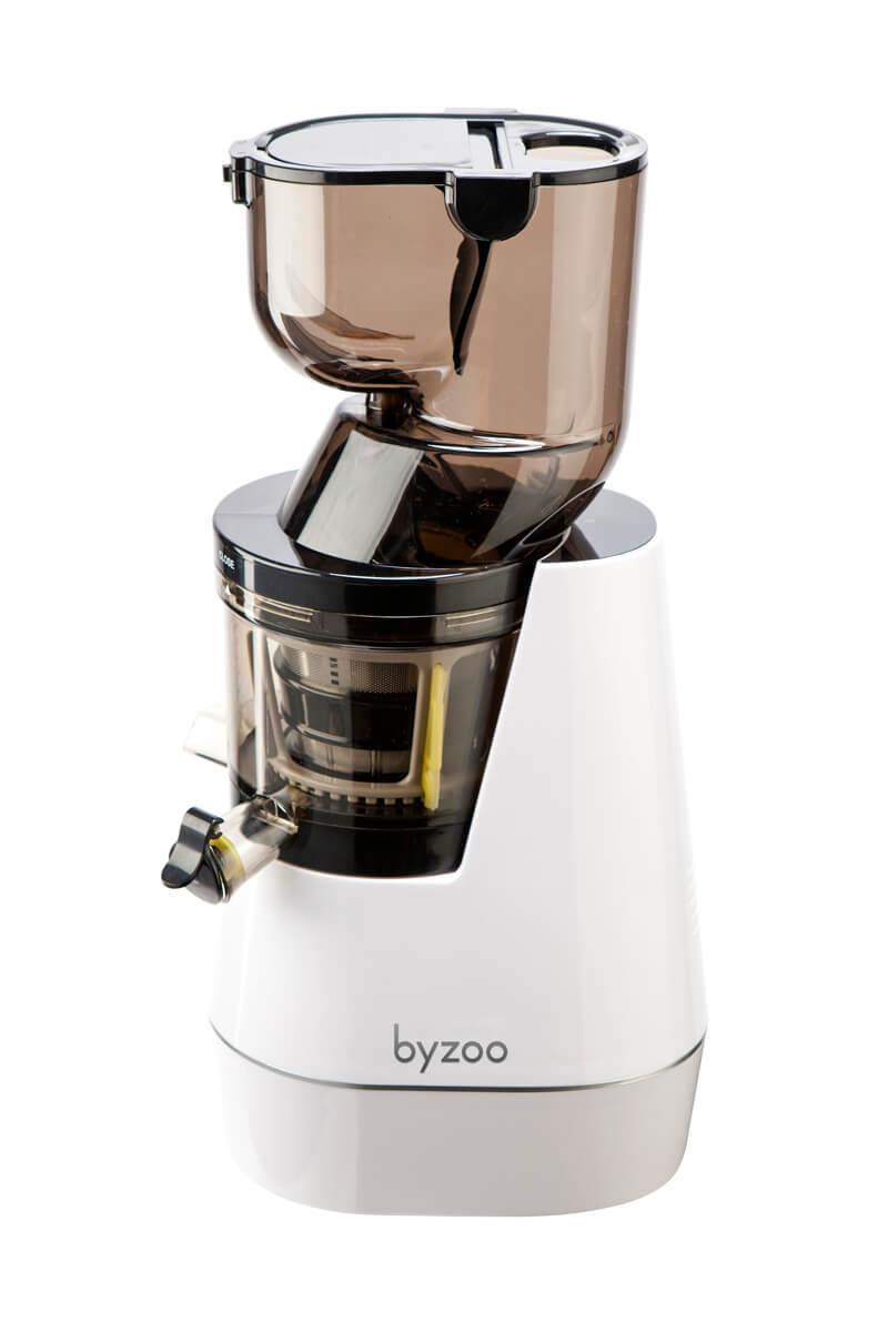 b1f43e75e Byzoo Zebra Slow Juicer Odšťavovač biely | Raw Šéf
